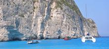 Grecja - Lazurowe wody Zakynthos