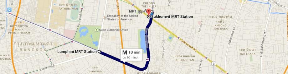 Lumphini Park - Sukhumvit