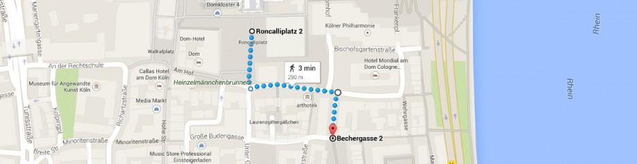 Kölner Dom - Alter Markt