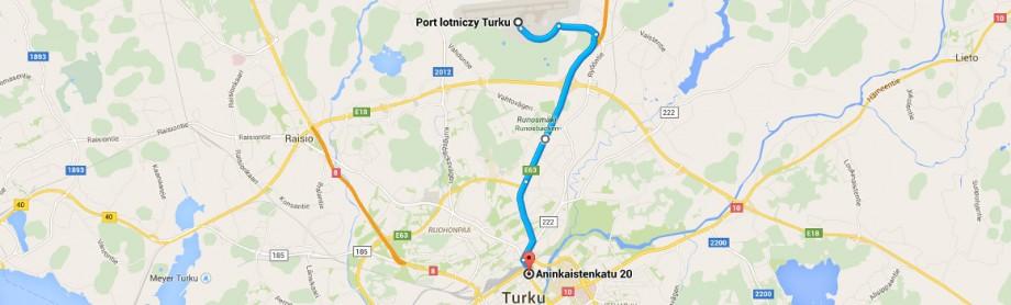 Gdańsk - Turku