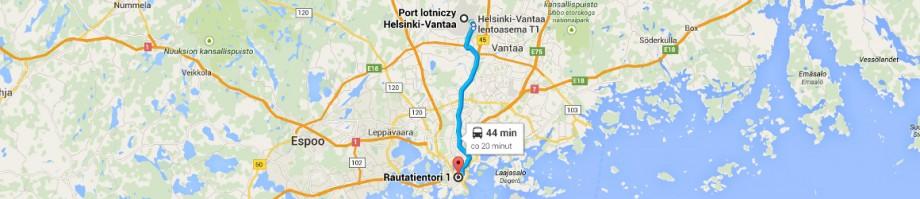 Helsinki - Lotnisko