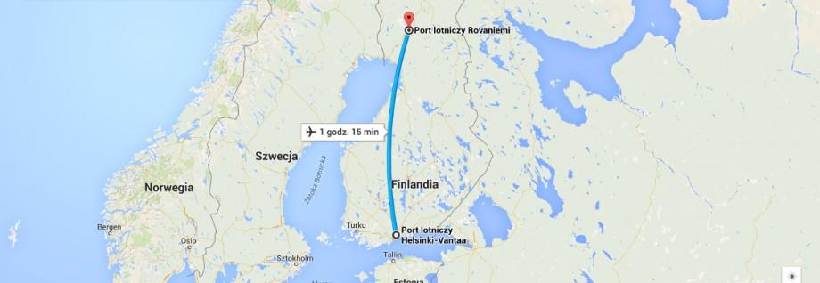 Helsinki - Rovaniemi